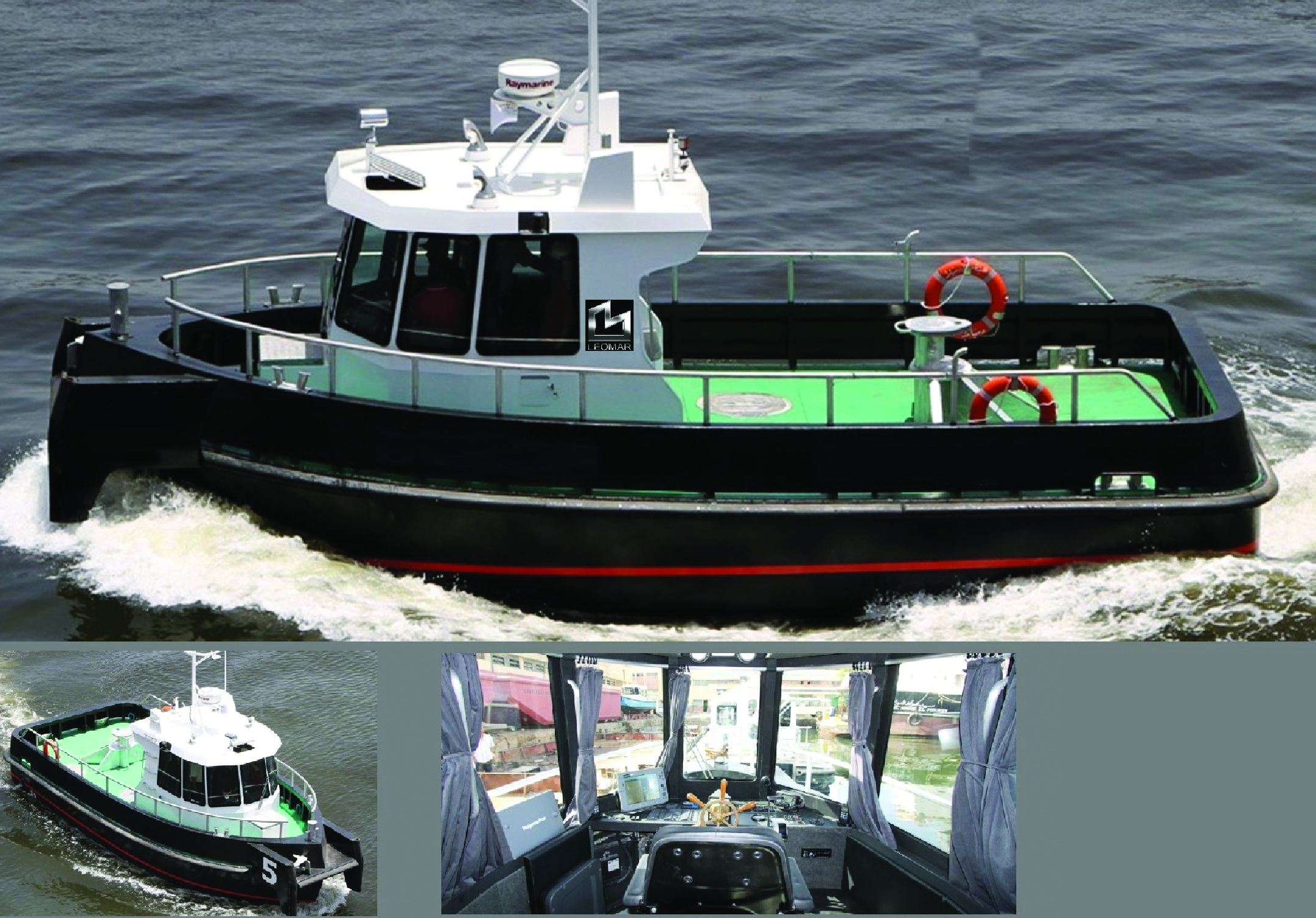 tug boats kitap